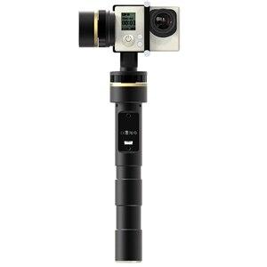 Feiyu Tech FY G4 3-Axis Poche Steady Caméra Cardan pour Gopro 3 4