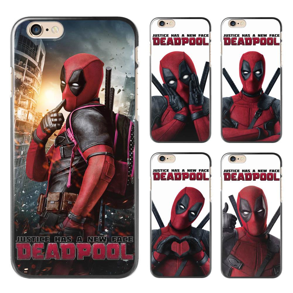 coque deadpool iphone 6