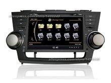 For Toyota Kluger 2007~2013 – Car GPS Navigation System + Radio TV DVD iPod BT 3G WIFI HD Screen Multimedia System