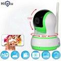 Cámara IP Inalámbrica Wi-Fi de Red wifi de la cámara HD DEL TF Tarjeta registro hiseeu defender 720 p h.264 cctv cámara de visión nocturna de seguridad FH5
