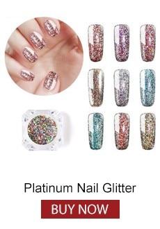 Platinum-Nail-Glitter