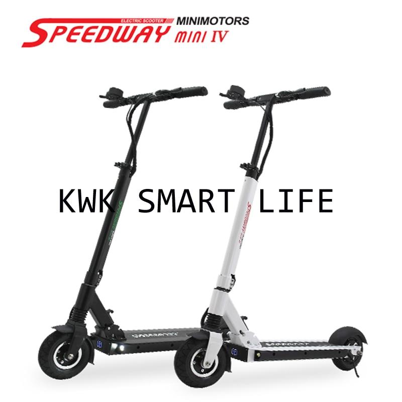 Prix pour 2017 48 V 15.6A Speedway mini 4 BLDC HUB forte puissance électrique scooter Speedway mini IV puissant scooter