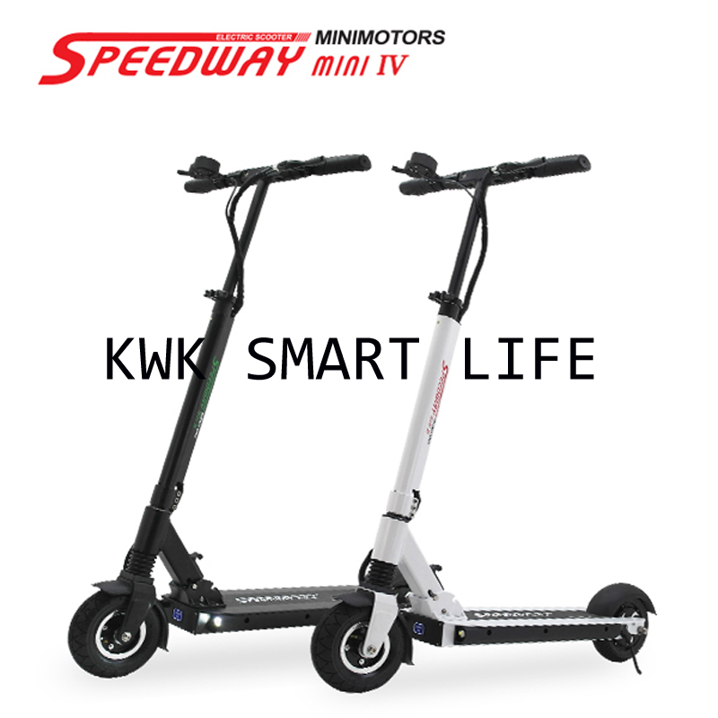 2017 48V 15.6A Speedway mini 4 BLDC HUB strong power electric scooter Speedway mini IV powerful scooter
