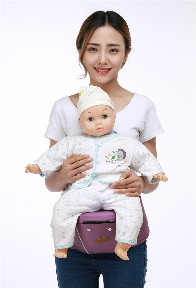 Baby 4 Seasons Strap Children\'s Waist and Breathable Multi-function Carrier Mother & Kids Activity & Gear Backpacks & Carriers 11