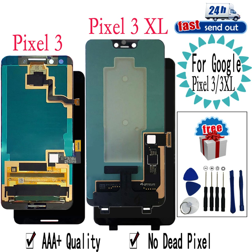 For Google Pixel 3 XL LCD Display For Google Pixel3 XL Touch Screen Digitizer Assembly Replacement For Google Pixel 3 XLFor Google Pixel 3 XL LCD Display For Google Pixel3 XL Touch Screen Digitizer Assembly Replacement For Google Pixel 3 XL