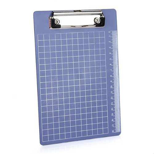 10pack (A5 /22.5*15cm plastic plate holder / paper clip / write sub-plate holder/clipboards