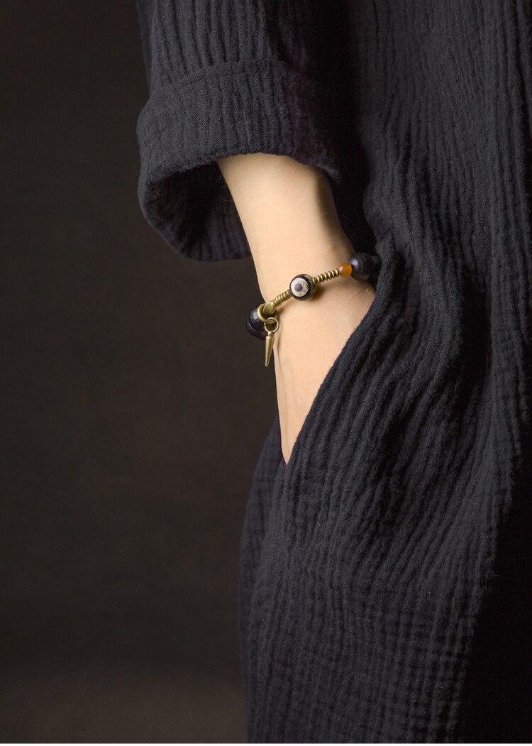 Faced-10mm-Black-Obsidian-Bracelet-Mixed-Tibtetan-Bead-Vintage-Processed-Copper-Zen-Healing-Prayer-Jewelry-for-Men-Women (6)