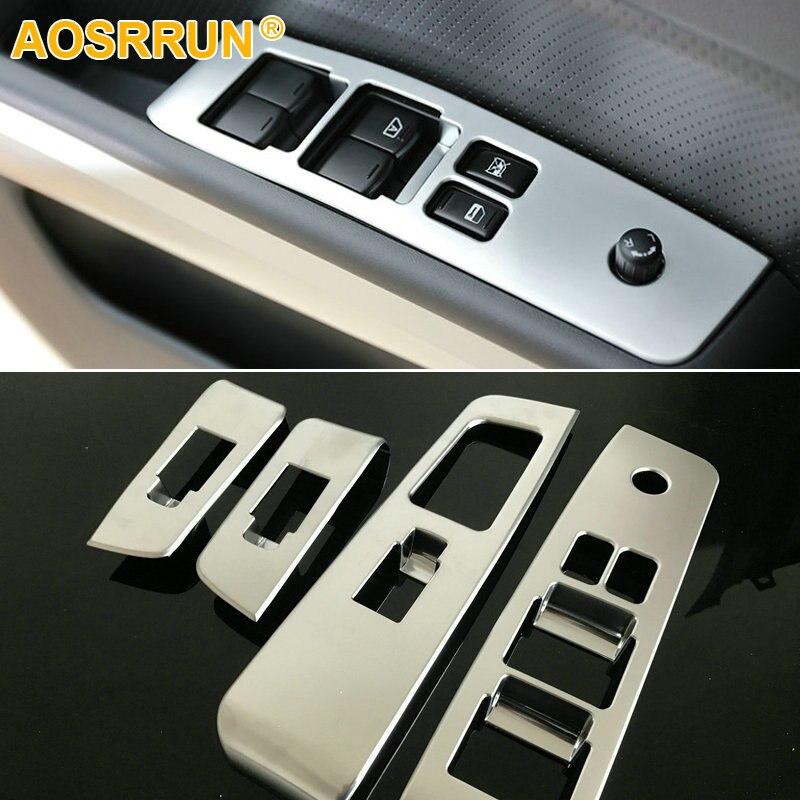 Couvercle de panneau de lève-vitre de voiture | Pour NISSAN 2007 T31 2008 2009 2010 2011 2012, ABS accessoires de voiture