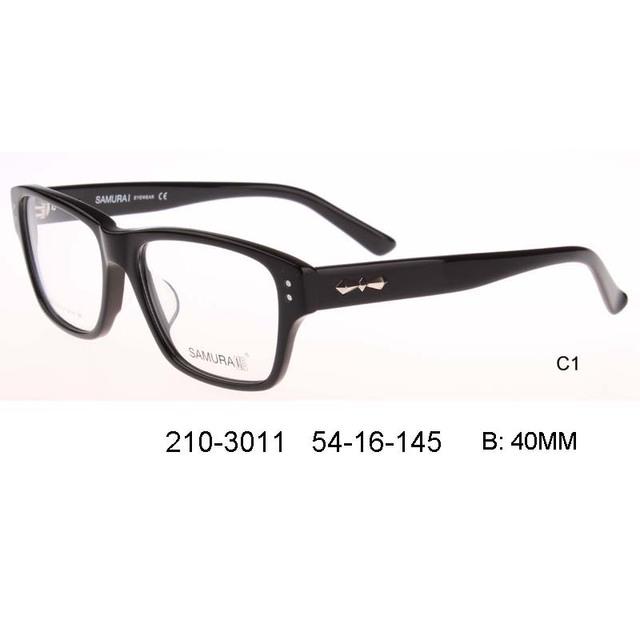 Óculos de Marca de Moda de alto Grau dos homens Desgner de negócios Miopia Óculos Oculos de grau Frame Ótico quadrado Masculino Marcas