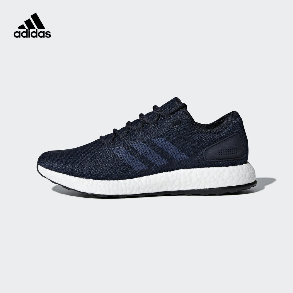 Original Authentic New Arrival Adidas Running man PureBOOST Men's Running Shoes Breathable Ultra Boost Sneakers Outdoor Athletic adidas new arrival authentic ultra boost uncaged haven breathable men s running shoes sports sneakers by2638