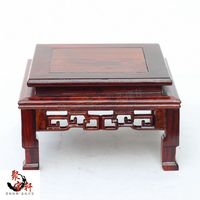 Wood Carving Rosewood Household Act The Role Ofing Is Tasted Of Buddha Vase Basin Handicraft Furnishing