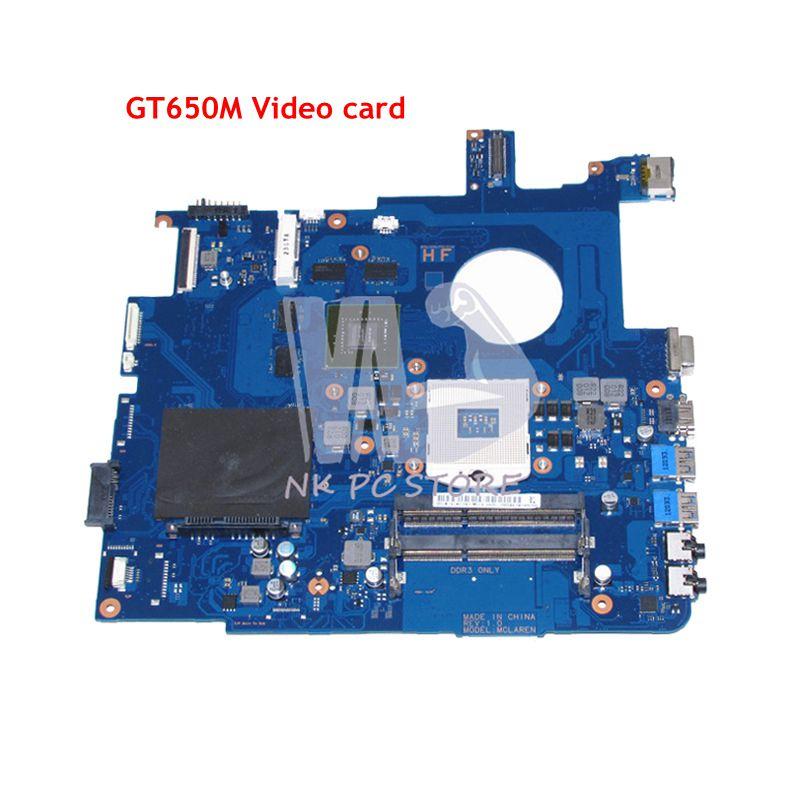 Samsung NP550 NOKOTION NP550P5C Laptop Anakart HM65 DDR3 GT650M BA41-01898A BA41-01900A BA92-09094A BA92-09094BSamsung NP550 NOKOTION NP550P5C Laptop Anakart HM65 DDR3 GT650M BA41-01898A BA41-01900A BA92-09094A BA92-09094B