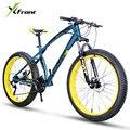 Новый бренд горный велосипед 3 0 Расширенная шина углеродистая сталь в форме рамы двойной дисковый тормоз Спорт пляж снег велосипед Открыты...
