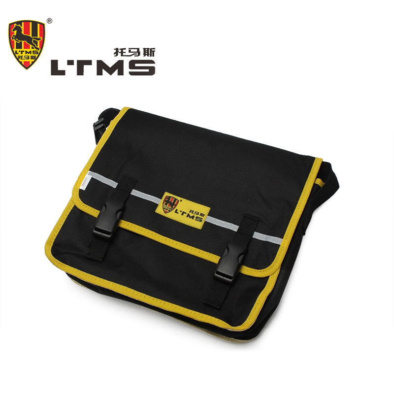 Small Toolkit Single Shoulder Toolkit Tool Bag Belt Installer Tool Professional Building Tools Durable Safety Waist Tool</