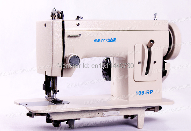 INDUSTRIAL STRENGTH Sewing Machine/DOMESTIC SEWING MACHINE/ HEAVY DUTY UPHOLSTERY & LEATHER +WALKING FOOT machine