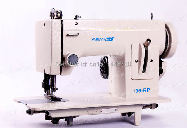 Upholstery Sewing Machine >> Us 278 0 Industrial Strength Sewing Machine Domestic Sewing Machine Heavy Duty Upholstery Leather Walking Foot Same As Sailrite In Sewing