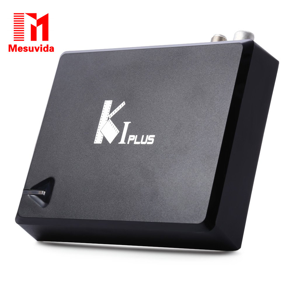 Mesuvida KIPLUS S2 T2 TV Box Amlogic S905 Quad Core Android 5.1.1 1G RAM 8G ROM TV Box 2.4GHz WiFi HDMI Media Player with RJ45 hd 4kx2k s905 quad core 2 4ghz wifi