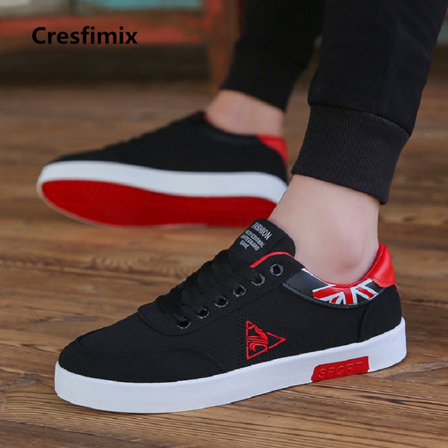 Cresfimix Men Cool Spring & Autumn Lace Up Shoe