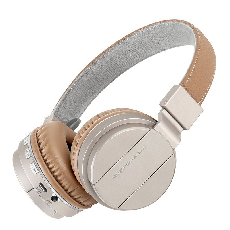 Sound Intone P2 Bluetooth Headphones With Mic. TF Card MP3 FM Radio Foldable Auriculares Stereo Headsets For cellphones Xiaomi merrisport wireless bluetooth foldable over ear headphones headsets with mic for for cellphones ipad iphone laptop rose gold