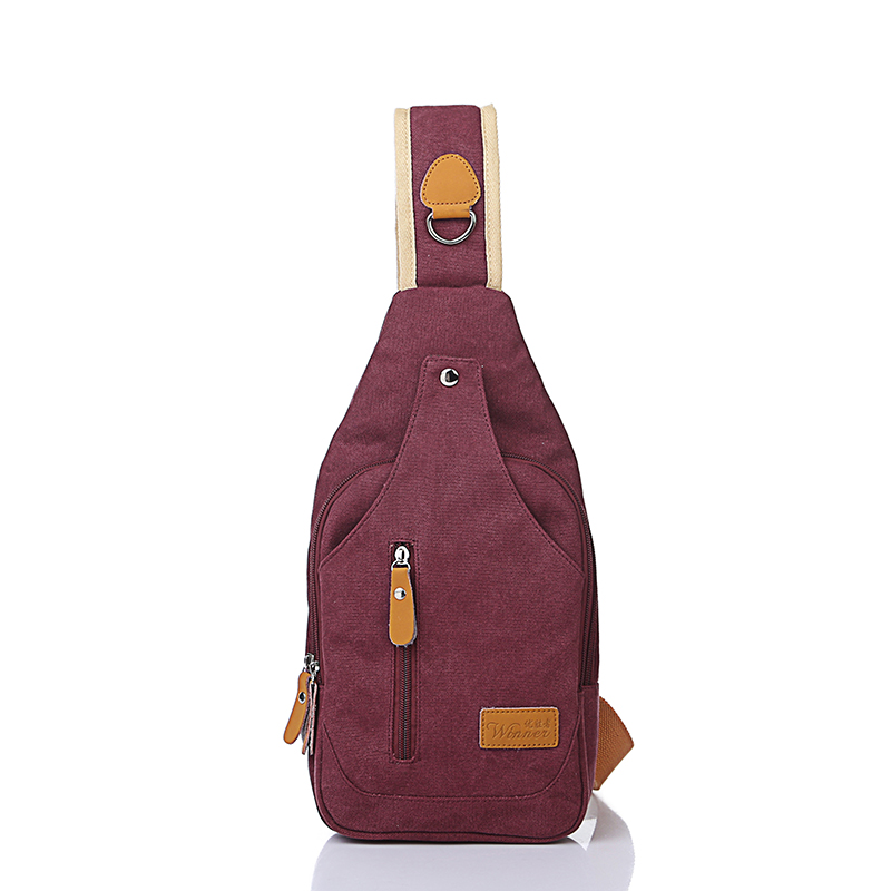 ФОТО Pink Color Messenger Bag For Teenager Boys Girls Men Women College Multi-Function Casual Canvas Bag Mochil Men's Chest Pack