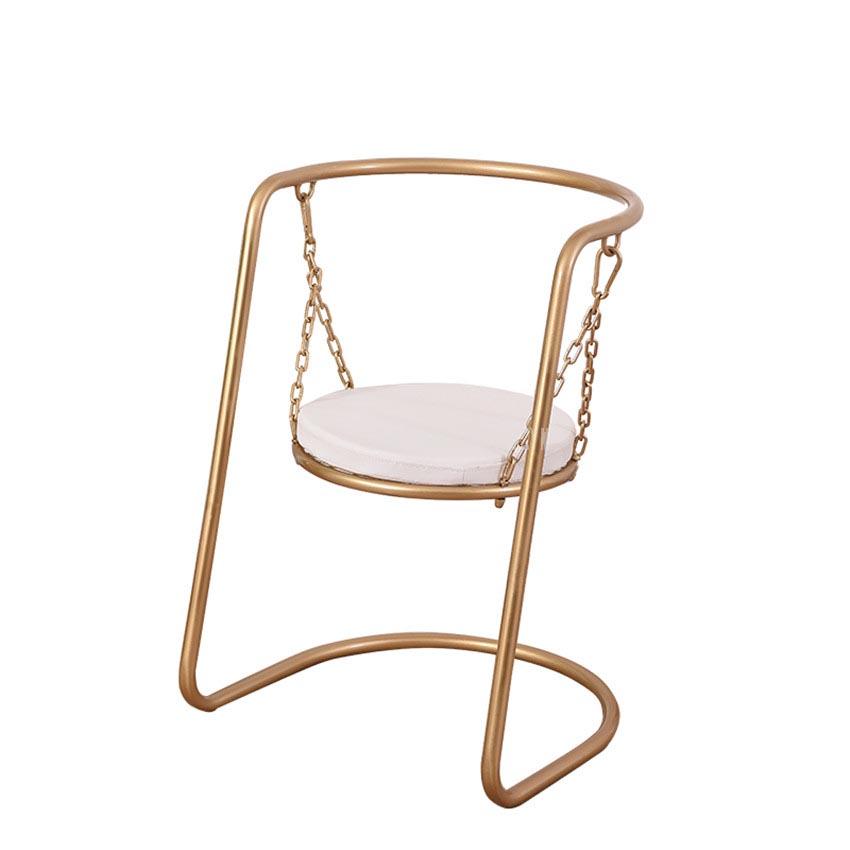 Modern Cafe Chair Nordic Restaurant Leisure Backrest Living Room Bedroom Conference Designer Minimalist Leisure Coffee Chair