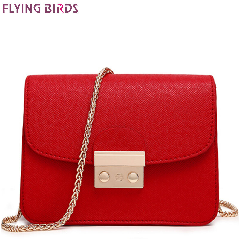 FLYING BIRDS 2017 new women messenger bags cross body women bag shoulder bag ladies handbag famous brands bolsos pouch LS8927fb chic