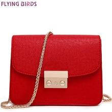 FLYING BIRDS 2017 new women messenger bags cross body women bag shoulder bag ladies handbag famous brands bolsos pouch LS8927fb