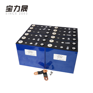 Image 5 - US EU TAX FREE 16PCS 3.2V 123Ah lifepo4 battery 4000 CYCLE LFP lithium solar MAX 3C 24V 36V 120ah RV motor wind power system RV