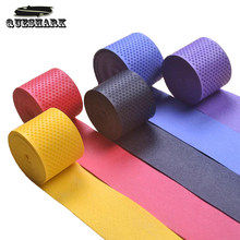 Queshark 1Pcs Racket Over Grips Tennis Badminton Fishing Rods Wrap Non-slip Absorption Racket Handle Tape Overgrip Sweatband(China)