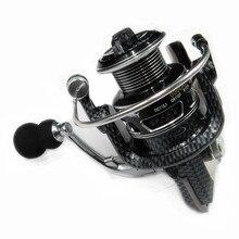 POLAPOFEI 10+1BB Bearing Balls spinning reel carbon fishing reel fit for shimano rod feeder fish coil olta makara F68