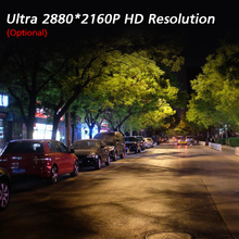 Universal DashCam 4K with Night Vision