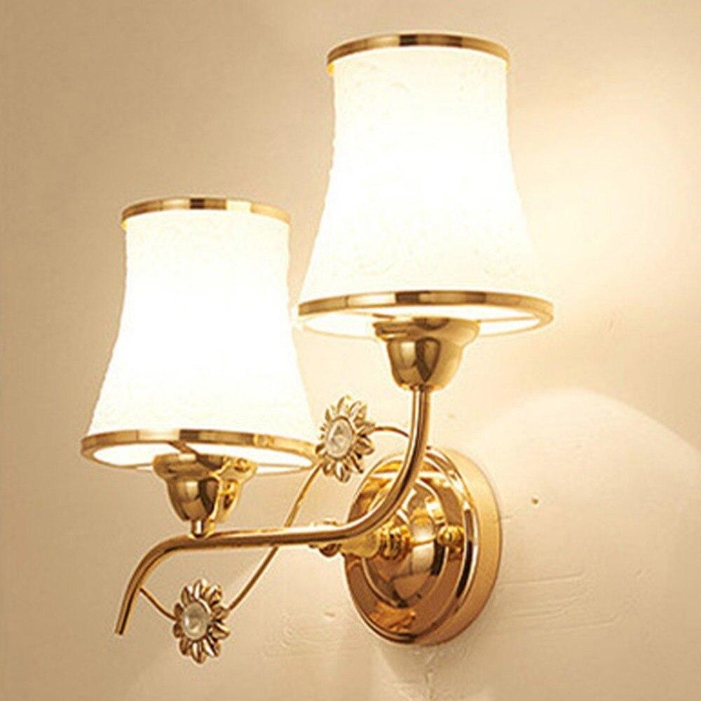 wall led background crystal living tv bedroom lamp modern minimalist lights lighting lamps indoor novelty decoration