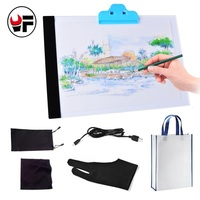 YOFE Ultra USB Thin A4 LED Art Copy Board Craft Tracing Drawing Table Pad Light Box