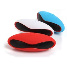 HUSUE Bluetooth Wireless Mini Speaker Super Bass HIFI Subwoofer Outdoor Sound Box Portable MP3 Music Player With Mic