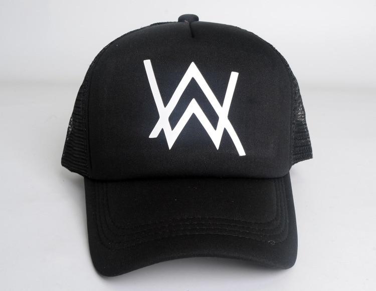 267fee2159c52 Nuevo DJ Alan Walker fade gorra casquette sombrero música dj Cosplay  accesorios unisex CAPS