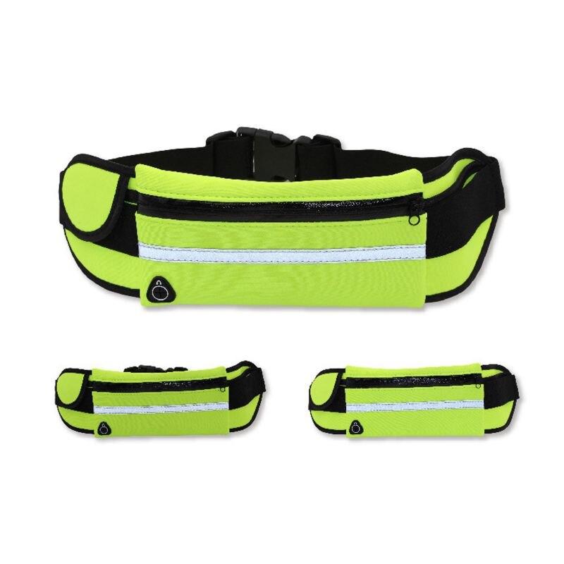 Outdoor Rucksack Life Packets Key Bag Waterproof Running Belt Bum Waist Pouch Sport Bottle Holder Running Belt Bag Life Bag