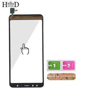 Image 5 - 5.5 טלפון נייד מגע זכוכית מסך מגע עבור Leagoo M9 מגע מסך זכוכית Digitizer פנל עדשת חיישן כלים משלוח דבק