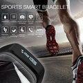 Сильный, Умный браслет Заряд 1 часа, в режиме ожидания 100 дней, для Бега, Водонепроницаемый 50 м, Сердечного ритма спортивные здоровья smart watch