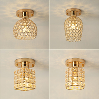 A1 every day special offer staircase aisle lamp crystal lamp with the creative corridor lights hall balcony porch lamp SD151