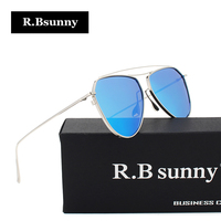 Fashion Brand Sunglasses Woman High Quality Polarized HD Ms Sunglasses Metal Frame Polaroid Lenses UV400 Goggle