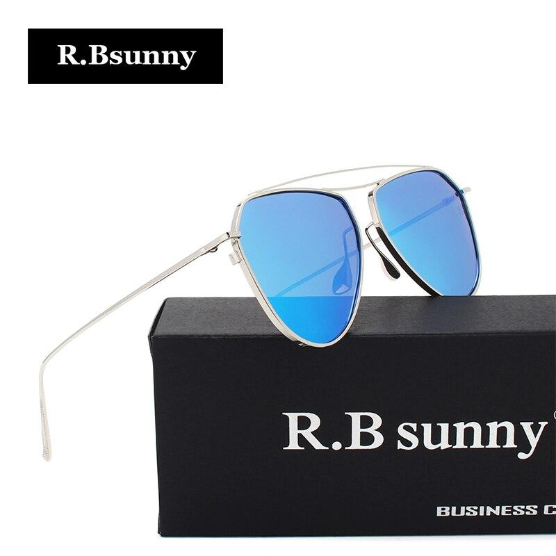 R Bsunny font b Fashion b font brand font b polarized b font sunglasses woman hexagon