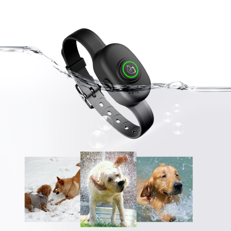 Nueva Pet Dog Bark Disuasivos automático Anti Bark Collar - Productos animales - foto 3