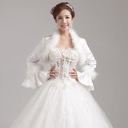 Best Winter Wedding Coat For Bride Pictures - Styles & Ideas 2018 ...