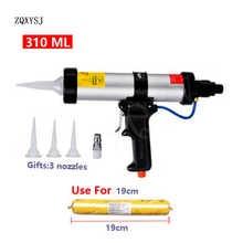 310ml Sausage Use Pneumatic Caulking Gun 9 Inches For Paint & Decorating Caulk Gun Sealant Gun Ab Silicone Glue Gun Ealant Tool - DISCOUNT ITEM  17% OFF Tools