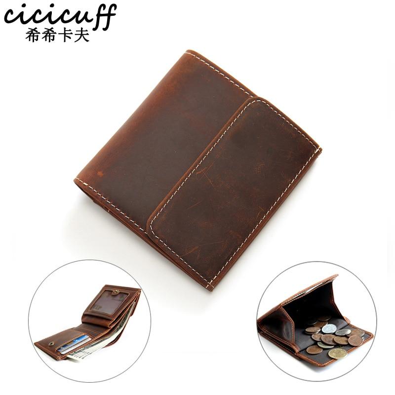 Genuine Leather Men's Wallets…