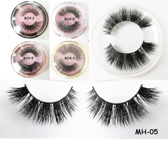 fefbddef9c8 PRIVATE LOGO custom package cute Mink hair eyelashes sexy mink lashes Cross  long False eyelash Daily fake eye lashes custom box