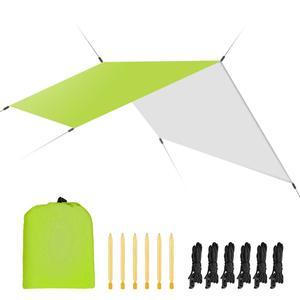 Image 2 - 3x3 metros cuadrados jardín parasol vela Canopy bloque exterior Patio jardín impermeable tarp refugio canopie toldos