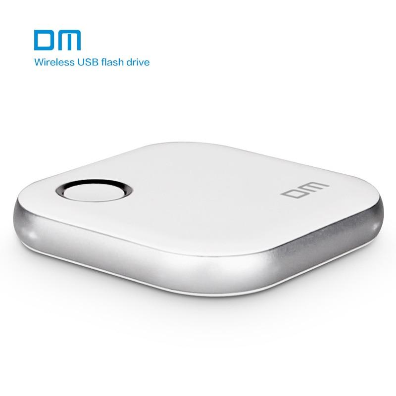 Wireless USB2.0 Flash Drive DM WFD015 32GB 64GB 128GB WIFI USB For iPhone/Android/PC Smart Pen Drive Memory Usb Stick Multiplaye