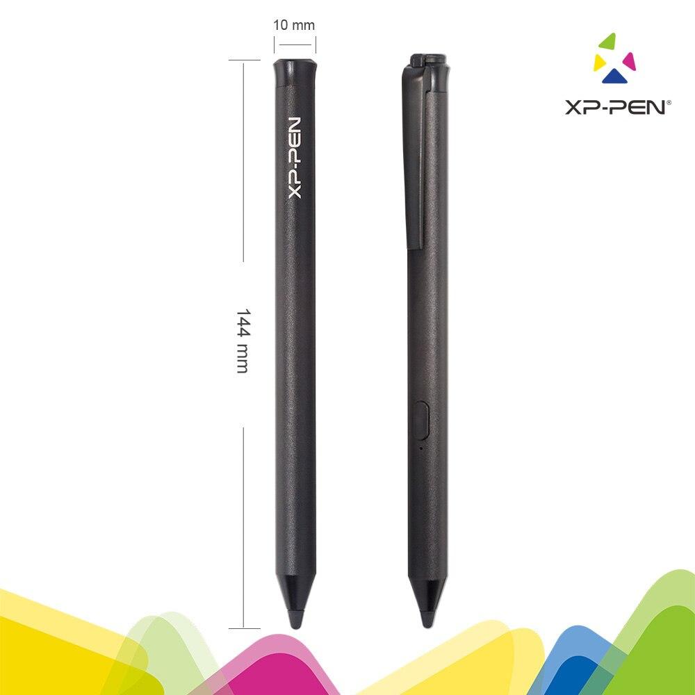 XP-Pen PN04 Originele oplaadbare metalen actieve styluspen Voor - Computerrandapparatuur - Foto 2