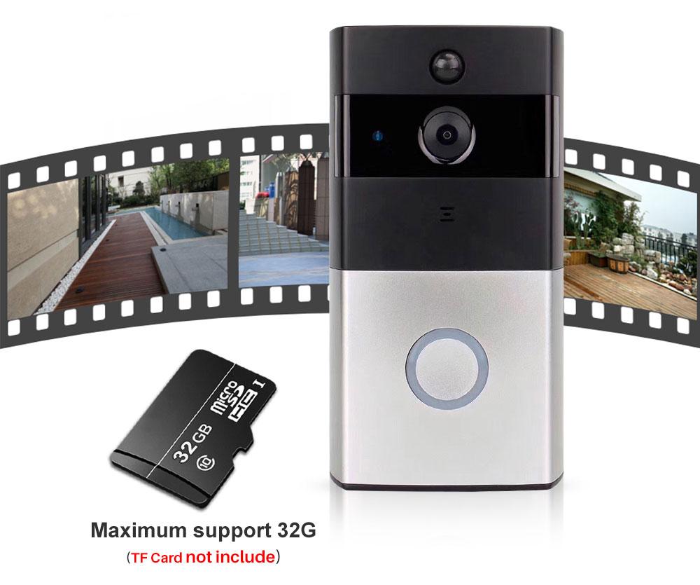 Smart Video Doorbell Camera (17)